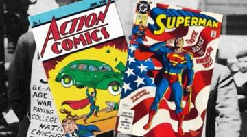 슈퍼맨은 왜 미국에 나타났을까